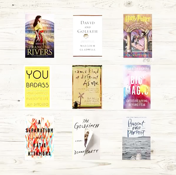 Book Covers Graphic