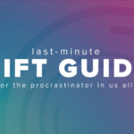 Last Minute Gift Guide Graphic