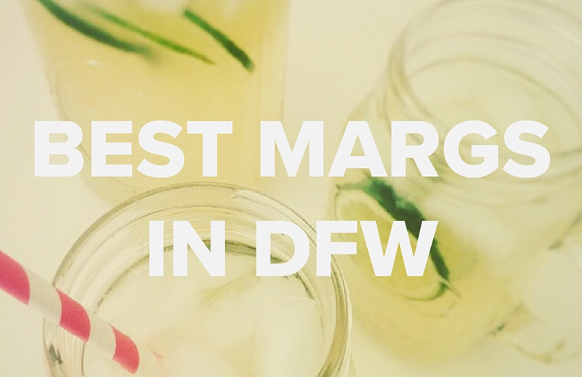 Mest Margs in DFW Graphic