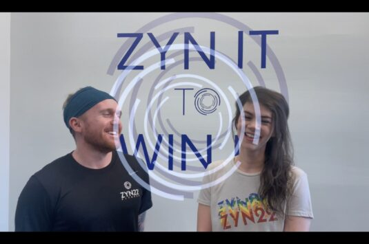 Zyn22 Zynstructor Spotlight – Meet Becca & Chris